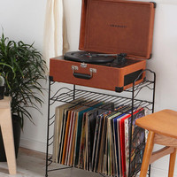 Vinyl Record Storage Shelf-