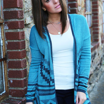 Blues Avenue Cardigan