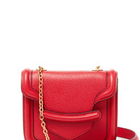 Heroine Mini Chain Leather Crossbody by Alexander McQueen at Gilt