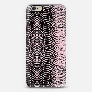 Sweet Snake iPhone 6 case by Julia Grifol designs. Surface pattern designer. | Casetify
