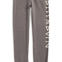 Girl's Billabong 'No Bad Dreamz' Sweatpants