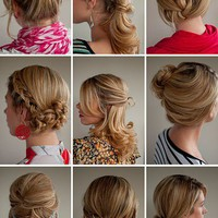 Hair Romance: 30 Hairstyles in 30 Days