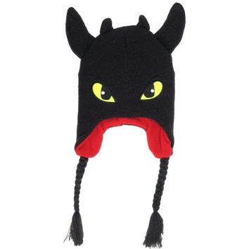 Child How to Train Your Dragon Toothless Peruvian Hat