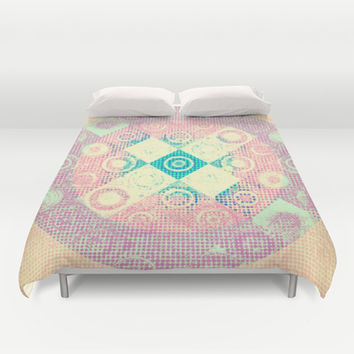 1312 Duvet Cover by SensualPatterns
