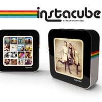 Instacube: A Living Canvas for your Instagram Photos