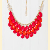 Riverwalk Waterfall Necklace