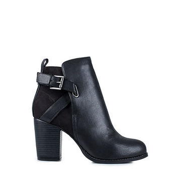 High Heeled Jodphur, NLY Shoes