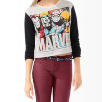 Marvel Super Heroes Pullover