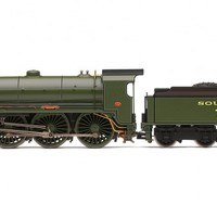 R3010X SR 4-6-0 'Sir Sagramore' King Arthur N15 Class - DCC Fitted Hornby