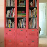 DIY Projects /  old lockers \