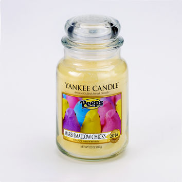 PEEPS & Company Online Candy Store: Shop Now : PEEPS Yankee Candle