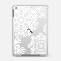 Flurries (transparent) iPad Air 2 case by Lisa Argyropoulos | Casetify