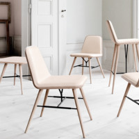 Mjölk : Spine chair by Space Copenhagen - Spine Chair web