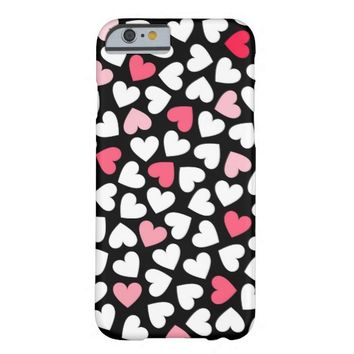 Hearts iPhone 6 Case