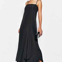 Keepsake Follow The Sun Maxi Dress- Black