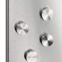 Muro Magnets  Stainless Steel Set of 4