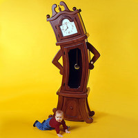 Sullivan Clock : Custom Furniture at PoshTots