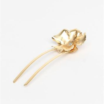 HairDA Epingle Camelia- Gold