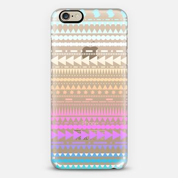 Summer Dreams Aztec iPhone 6 case by Organic Saturation | Casetify