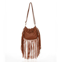 Pree Brulee - Casablanca Fringe Handbag