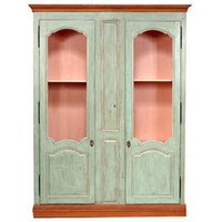 Girons Cabinet - Bookcases &amp; Shelves - Accent Furniture - Furniture - PoshLiving