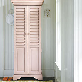 Coastal Living Summerhouse Utility Cabinet - Armoires & Media - Accent Furniture - Furniture - PoshLiving