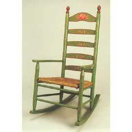 French Country Rocker for Adults - Gliders & Rockers - Sofas & Chairs - Furniture - PoshLiving