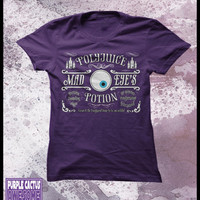 "Harry Potter tshirt ""Mad eye's polyjuice potion"" Womens"