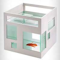 Mod 60&#x27;s Fish Hotel Fishbowl
