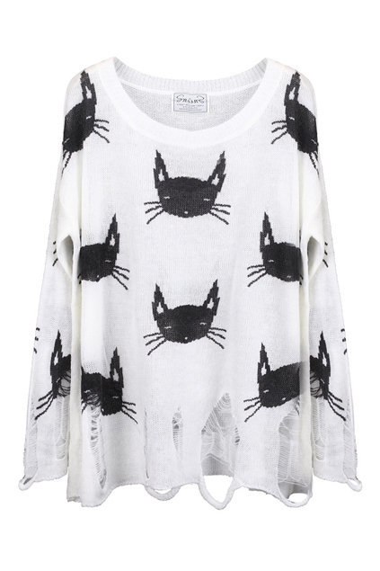 Cute Cats Jumper [NCSWD0130] - $43.90 :