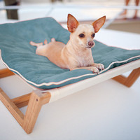 Bambú Hammock II - Pet Lounge Studios: Modern Pet Furniture and Accessories