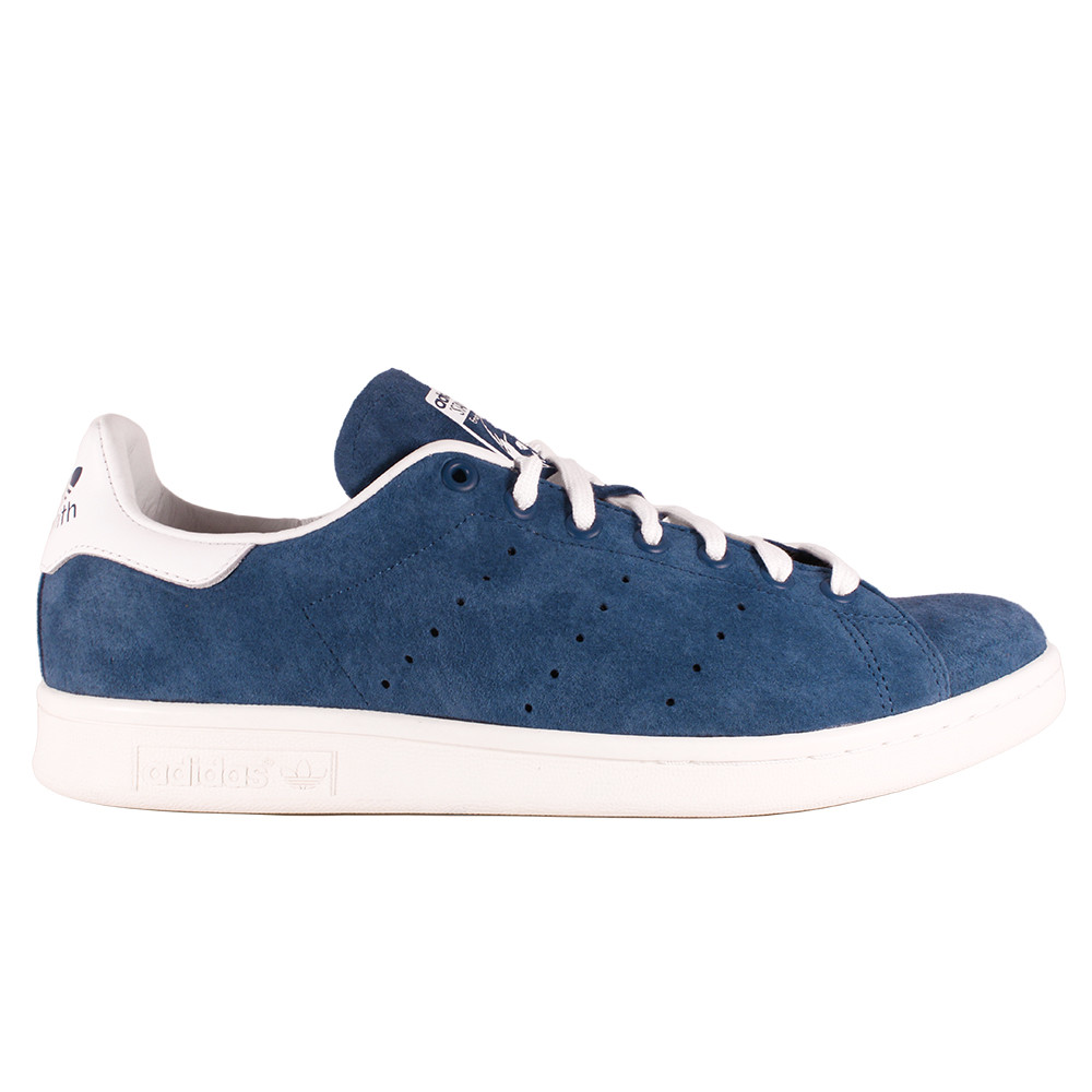adidas stan smith blue suede from west nyc. Black Bedroom Furniture Sets. Home Design Ideas