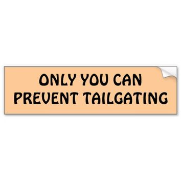 Prevent Tailgating