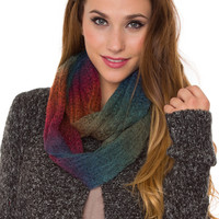 Everly Infinity Scarf - Multi - One Size / Multi