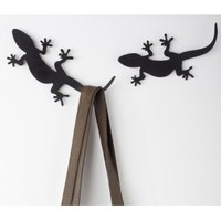 Gecko Coat Hook