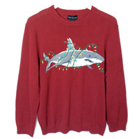 Ugly Christmas Sweaters Have Jumped The Shark