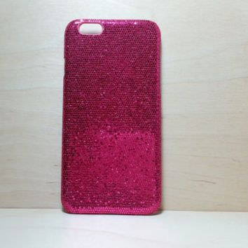Glitter Case for iphone 6 (4.7 inches) - Rose Pink