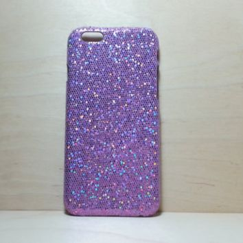 Glitter Case for iphone 6 (4.7 inches) - Purple