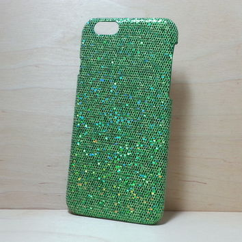 Glitter Case for iphone 6 (4.7 inches) - Green