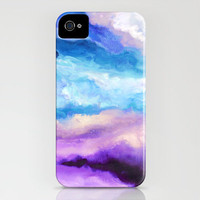 Noche Azul iPhone Case by Jacqueline Maldonado | Society6