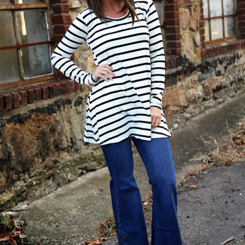 Line By Line Tunic