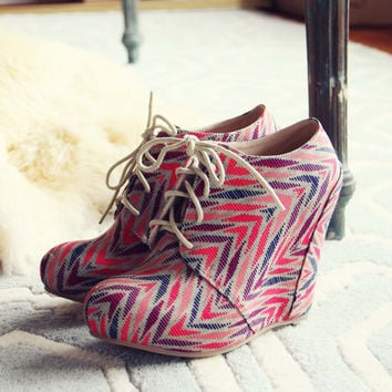 Feather & Arrow Booties
