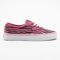 Zebra Glitter Authentic