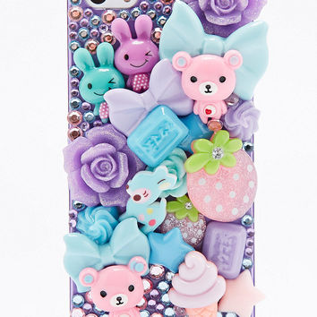 cutekawaii Animal Mix iPhone 5 Case in Multicolour - Urban Outfitters