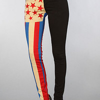 The Retro Flag Jean