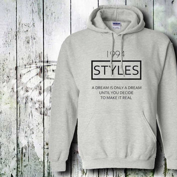 harry styles one direction  hoodie unisex adult by gildan
