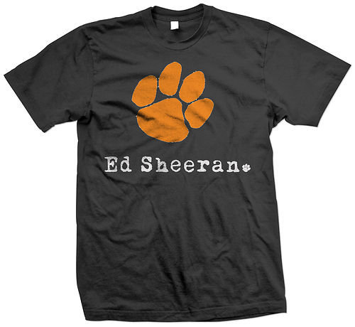 i paw ed sheeran t shirt cd album music t from guys tees. Black Bedroom Furniture Sets. Home Design Ideas