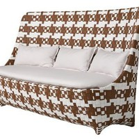 Cape West - Sofa White / brown | Sofa Driade