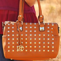 Free To Roam Purse: Camel