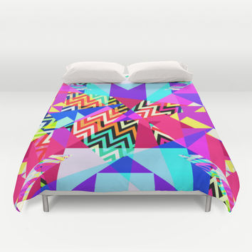 Mix #235 Duvet Cover by Ornaart